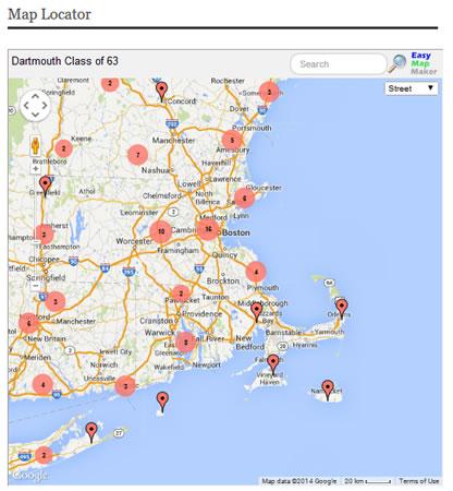 Alumni Volunteers - Google Map Clmate Locator on google family tree, google business card, uga map, google organizational chart, world geo map,